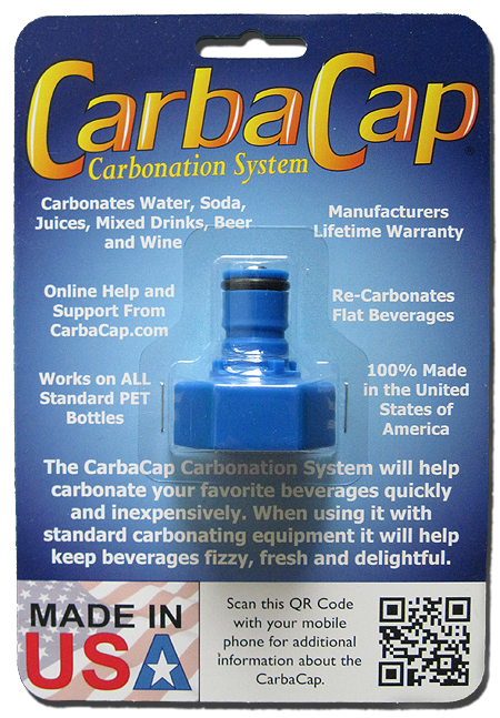 CarbaCap Carbonation System Instructions